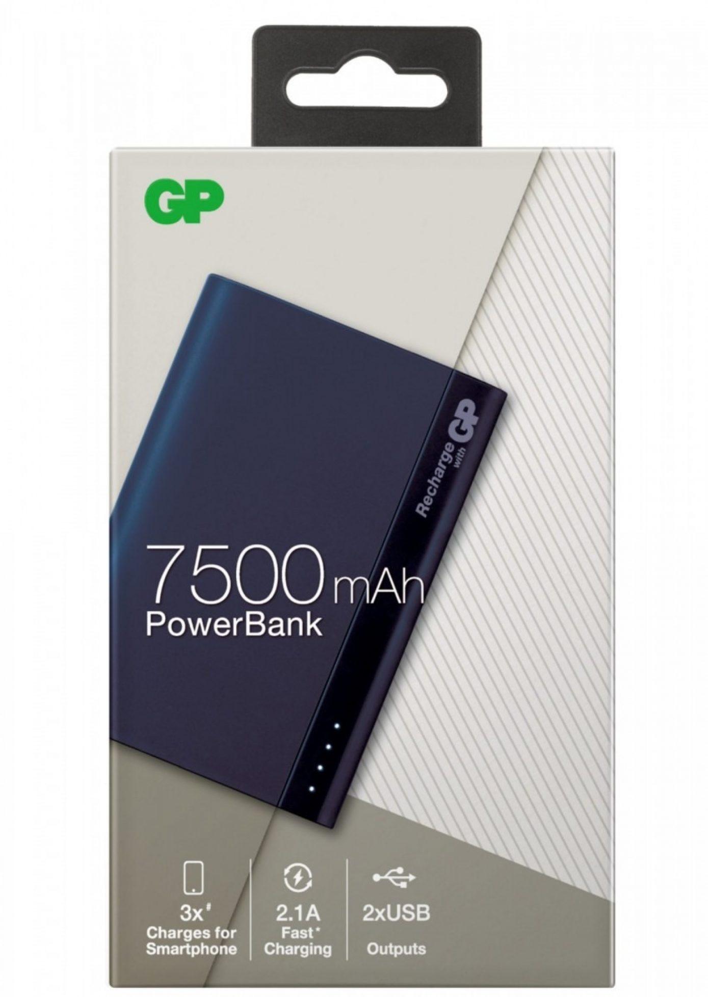 CARGADOR USB 7500 MAH