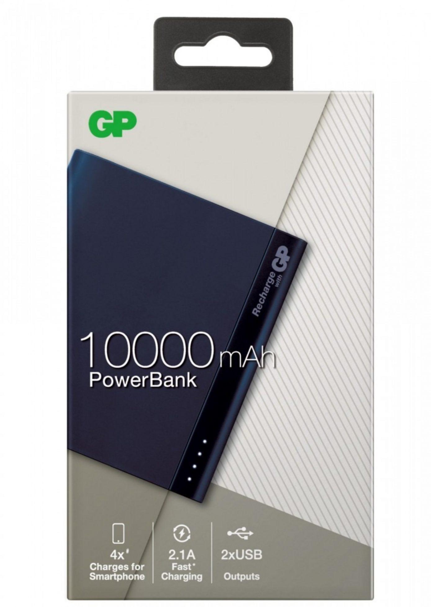 CARGADOR USB 10000 MAH